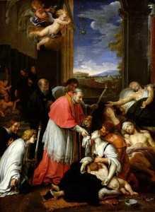 4 ноября. Святой Карл Борромео, епископ. Память 2