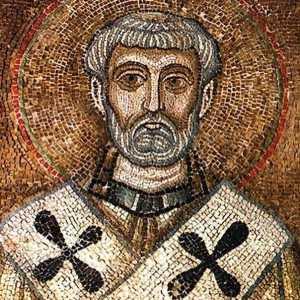 23 ноября. Святой Климент I, Папа и мученик. Память 3