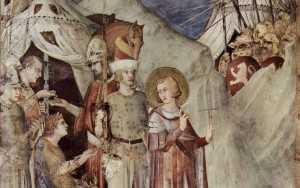 11 ноября. Святой Мартин Турский, епископ. Память 2