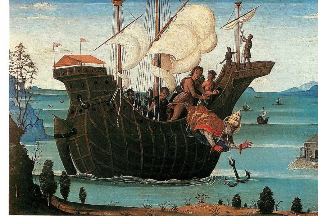 23 ноября. Святой Климент I, Папа и мученик. Память 2