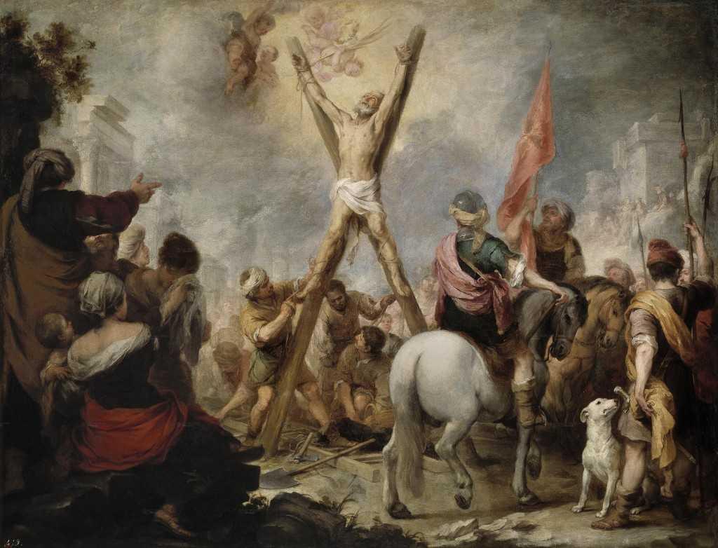 30 ноября. Святой Андрей Первозванный, Апостол, главный покровитель России. Торжество 4