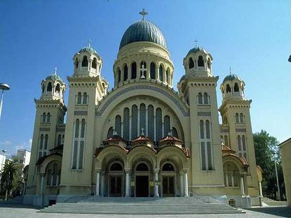 30 ноября. Святой Андрей Первозванный, Апостол, главный покровитель России. Торжество 5
