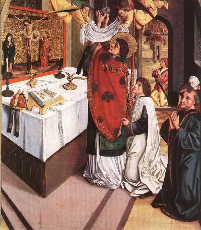 11 ноября. Святой Мартин Турский, епископ. Память 3