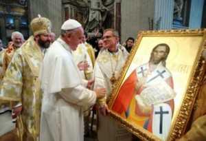 12 ноября. Святой Иосафат (Кунцевич), епископ и мученик. Память 4
