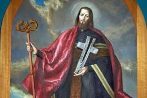 12 ноября. Святой Иосафат (Кунцевич), епископ и мученик. Память 1