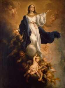 9 декабря. Непорочное Зачатие Пресвятой Девы Марии. Торжество 1