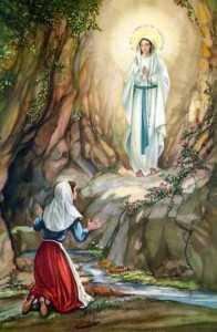 9 декабря. Непорочное Зачатие Пресвятой Девы Марии. Торжество 3