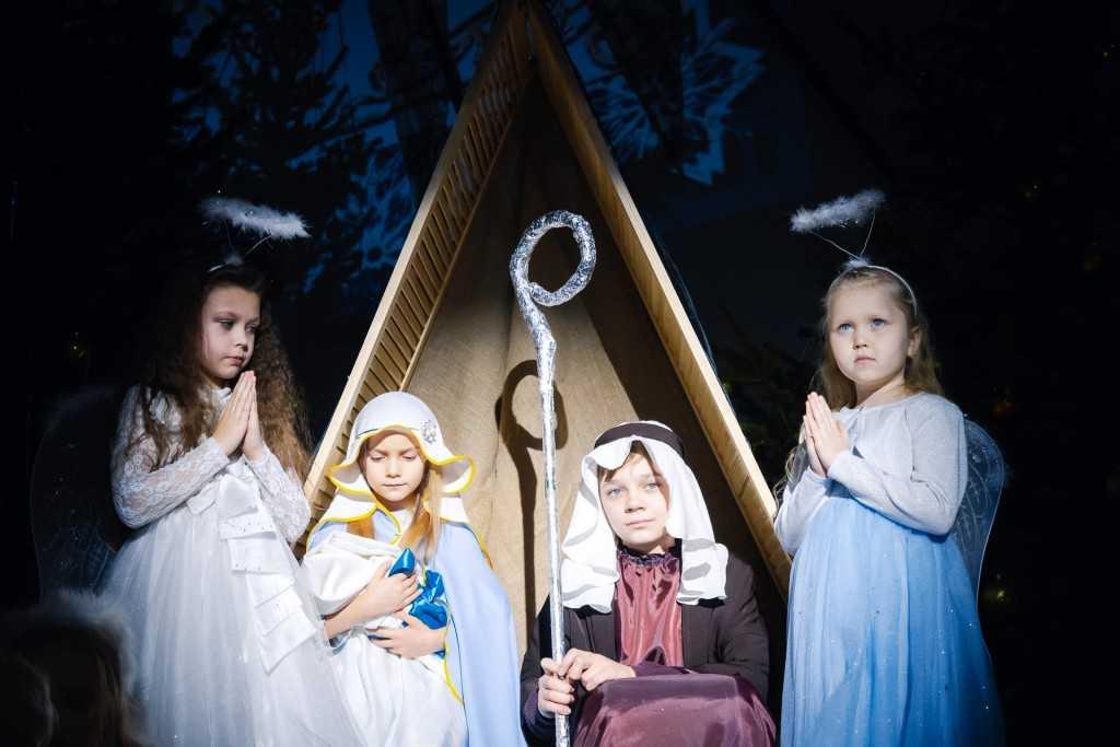 """Рождественский фестиваль """"У вифлеемских яслей"""" 7"""