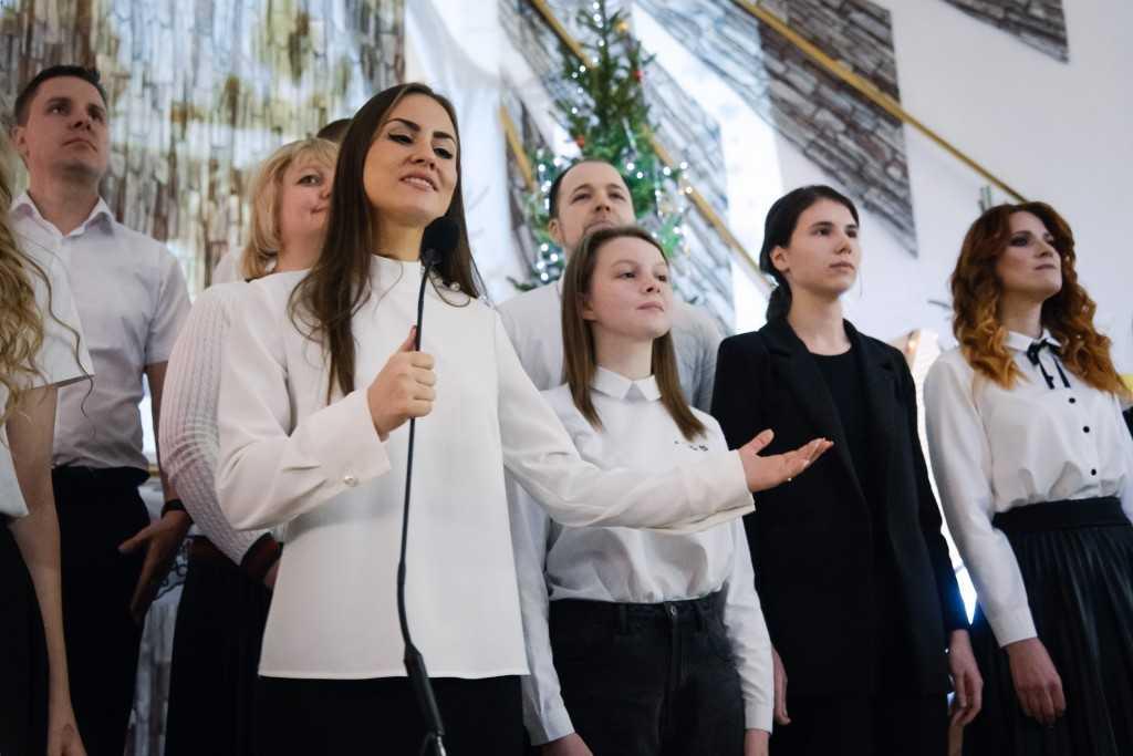 """Рождественский фестиваль """"У вифлеемских яслей"""" 20"""
