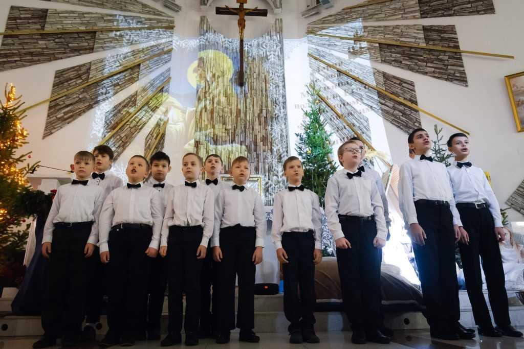 """Рождественский фестиваль """"У вифлеемских яслей"""" 26"""