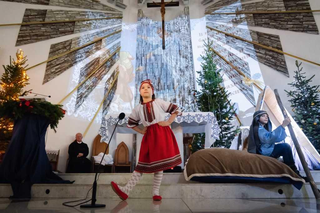 """Рождественский фестиваль """"У вифлеемских яслей"""" 29"""