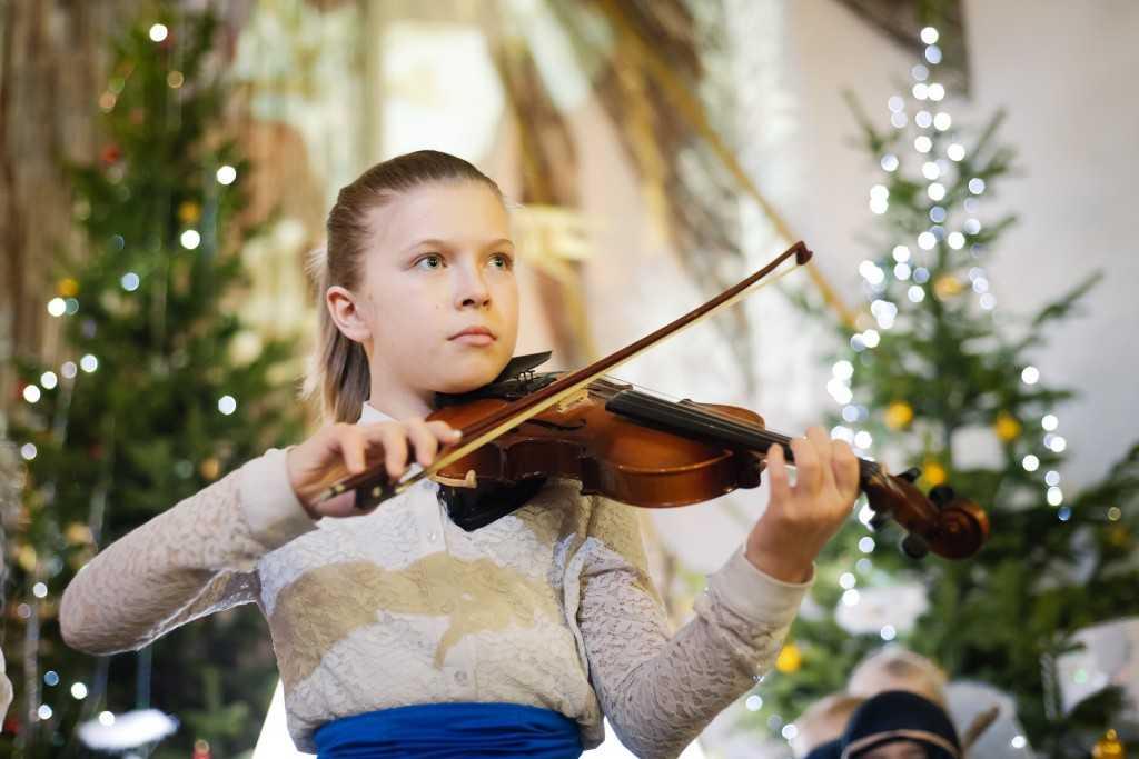 """Рождественский фестиваль """"У вифлеемских яслей"""" 33"""