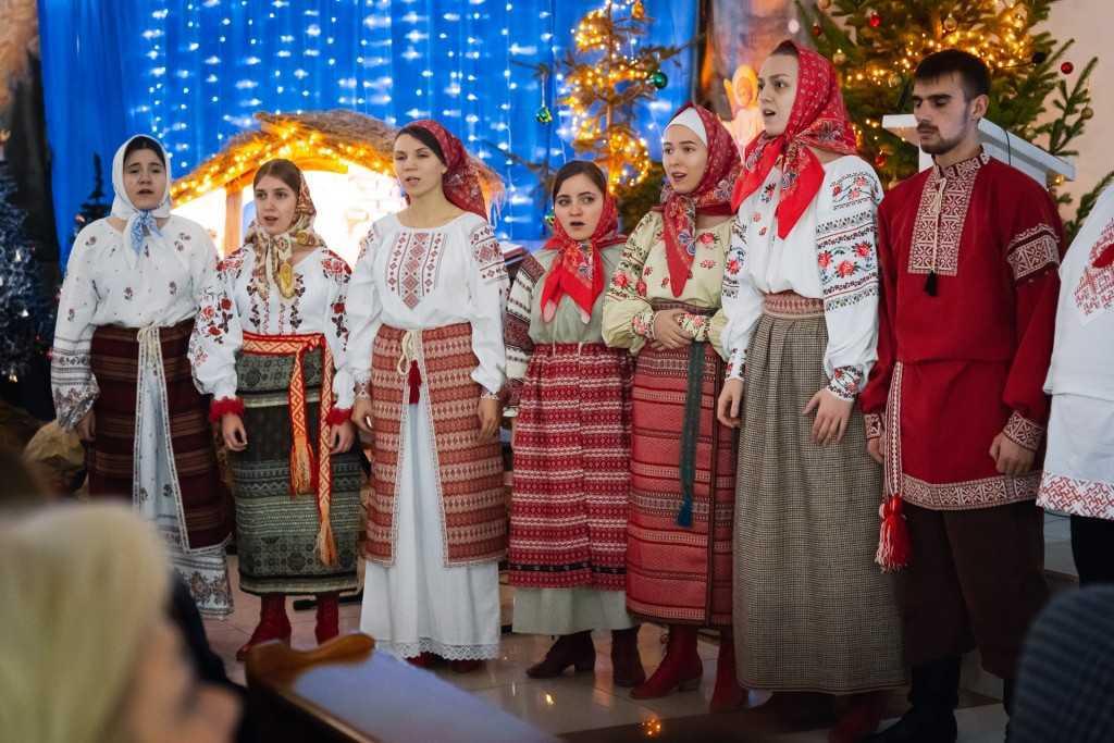 """Рождественский фестиваль """"У вифлеемских яслей"""" 39"""