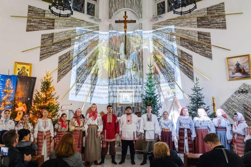 """Рождественский фестиваль """"У вифлеемских яслей"""" 40"""