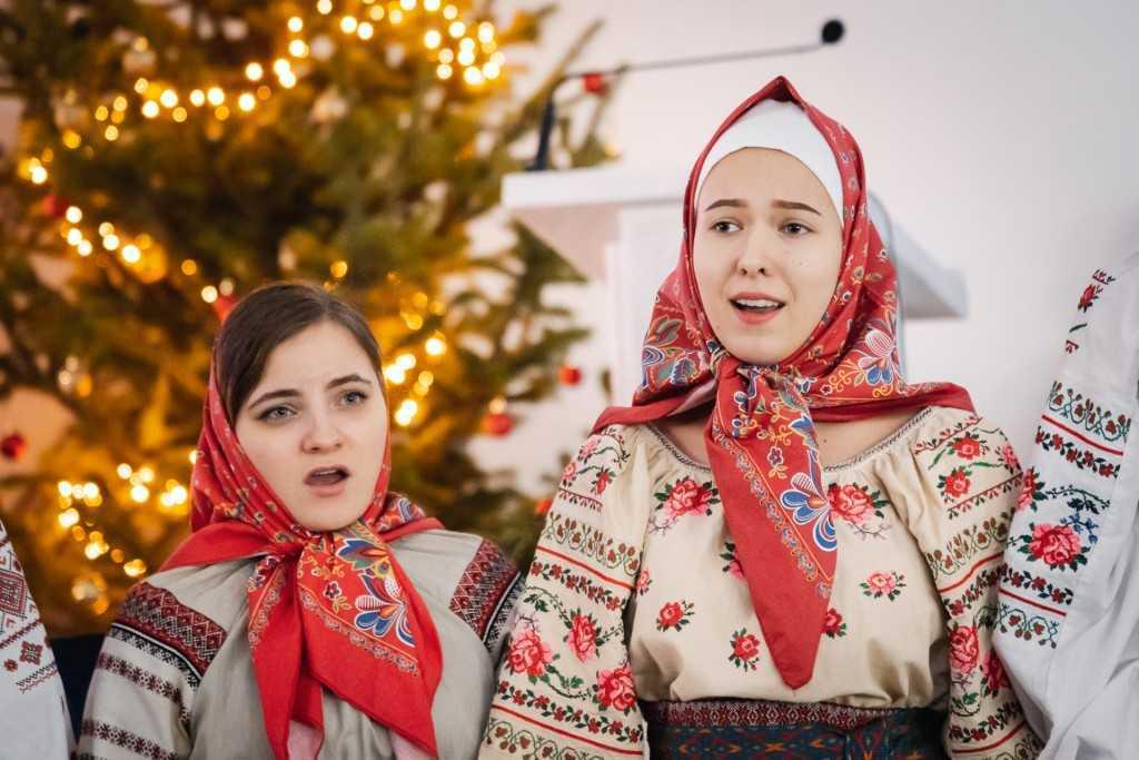 """Рождественский фестиваль """"У вифлеемских яслей"""" 41"""