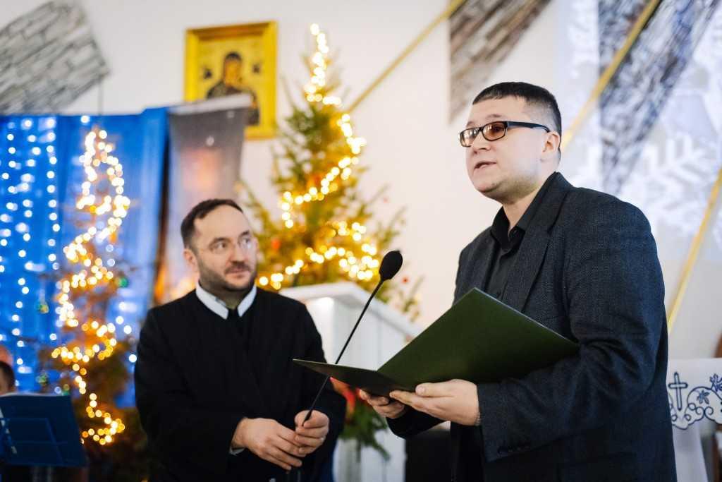 """Рождественский фестиваль """"У вифлеемских яслей"""" 48"""