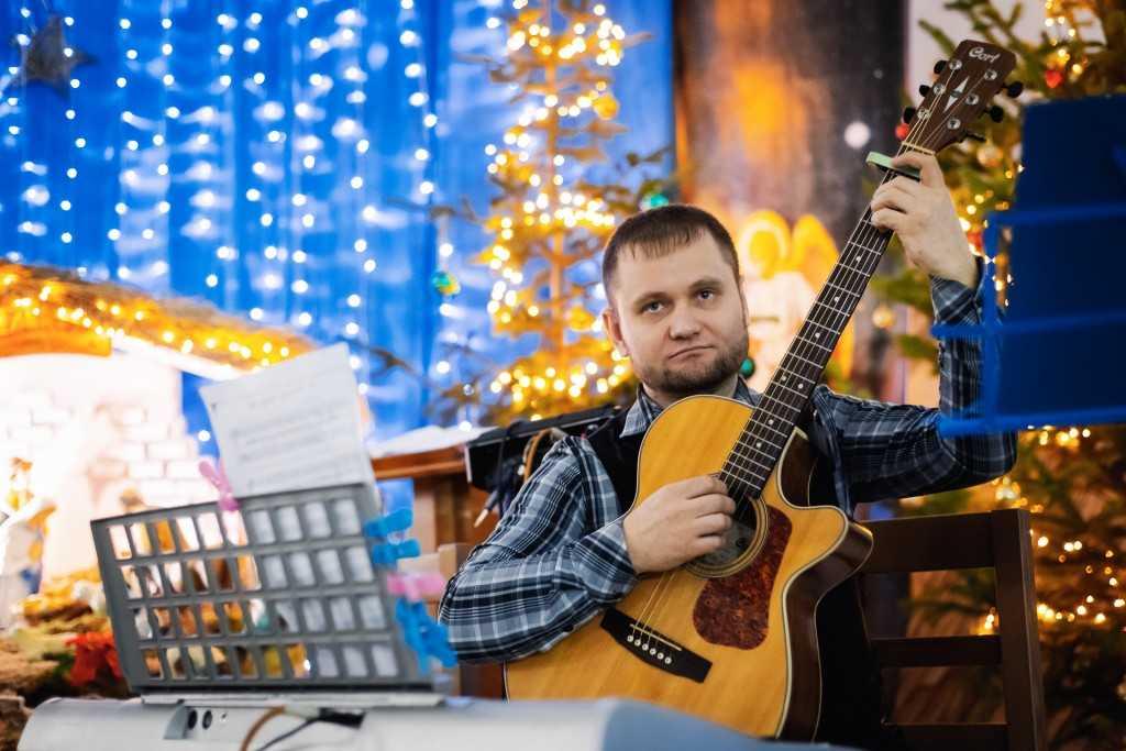"""Рождественский фестиваль """"У вифлеемских яслей"""" 50"""