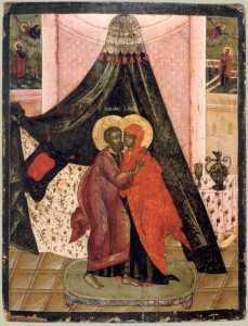 9 декабря. Непорочное Зачатие Пресвятой Девы Марии. Торжество 4