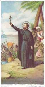 3 декабря. Святой Франциск Ксаверий, священник. Память 2