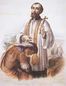 3 декабря. Святой Франциск Ксаверий, священник. Память 3