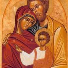 29 ДЕКАБРЯ СВЯТОЕ СЕМЕЙСТВО ИИСУС, МАРИЯ И ИОСИФ Праздник