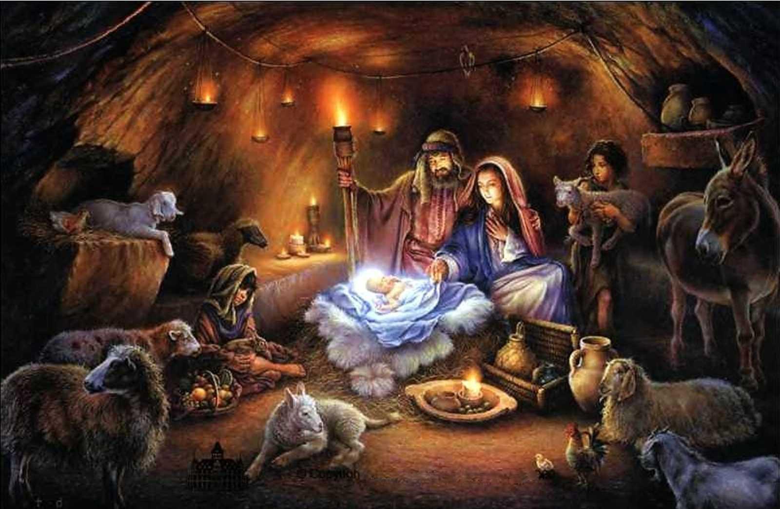 25 декабря. Рождество Христово 3
