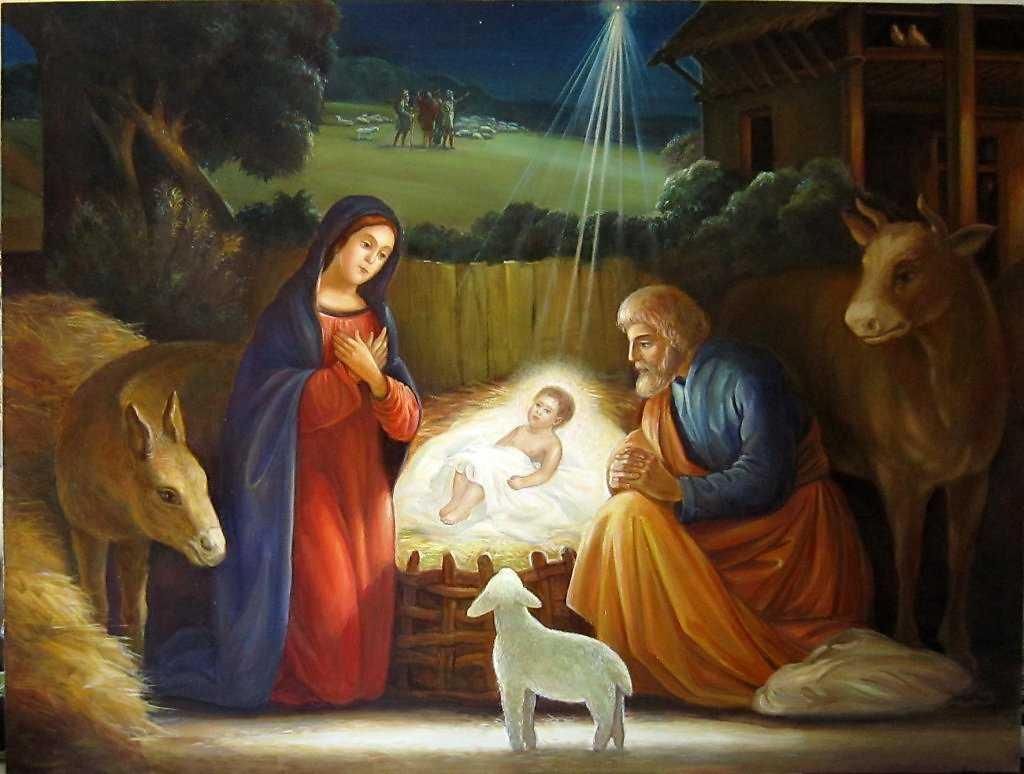 25 декабря. Рождество Христово 2