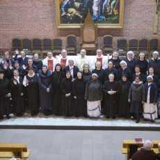 В Новосибирске проходит встреча сестер-монахинь Преображенской епархии