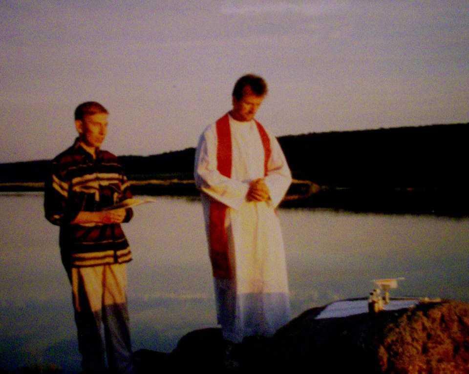 Сегодня, 19 января вспоминаем 19-ую годовщину смерти отца Дариуша Лысаковского и Татьяны Мусохрановой. 7