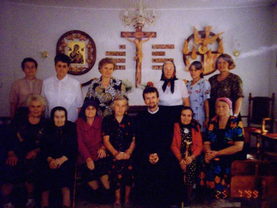 Сегодня, 19 января вспоминаем 19-ую годовщину смерти отца Дариуша Лысаковского и Татьяны Мусохрановой. 10