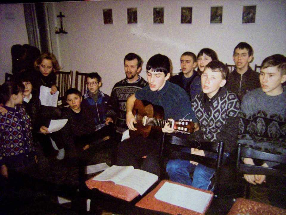 Сегодня, 19 января вспоминаем 19-ую годовщину смерти отца Дариуша Лысаковского и Татьяны Мусохрановой. 12