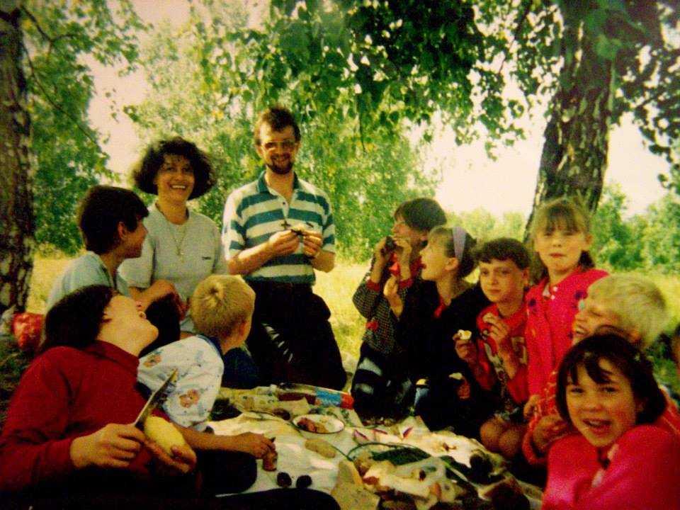 Сегодня, 19 января вспоминаем 19-ую годовщину смерти отца Дариуша Лысаковского и Татьяны Мусохрановой. 14
