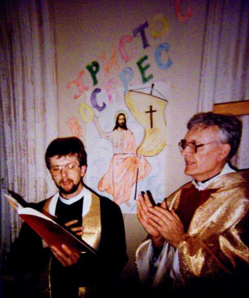 Сегодня, 19 января вспоминаем 19-ую годовщину смерти отца Дариуша Лысаковского и Татьяны Мусохрановой. 16