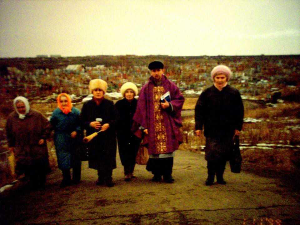 Сегодня, 19 января вспоминаем 19-ую годовщину смерти отца Дариуша Лысаковского и Татьяны Мусохрановой. 17