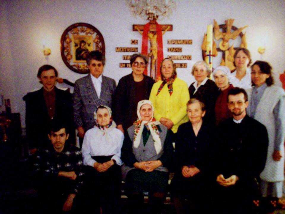 Сегодня, 19 января вспоминаем 19-ую годовщину смерти отца Дариуша Лысаковского и Татьяны Мусохрановой. 23