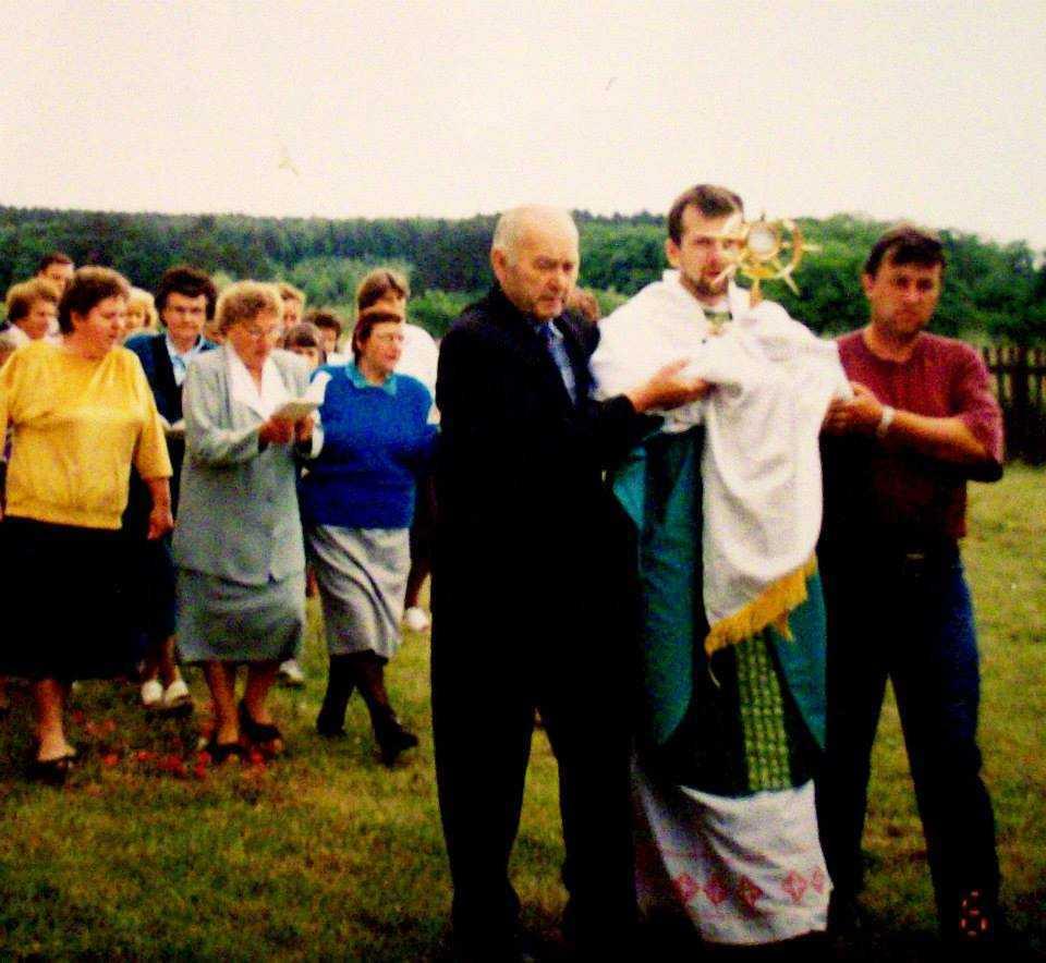Сегодня, 19 января вспоминаем 19-ую годовщину смерти отца Дариуша Лысаковского и Татьяны Мусохрановой. 28