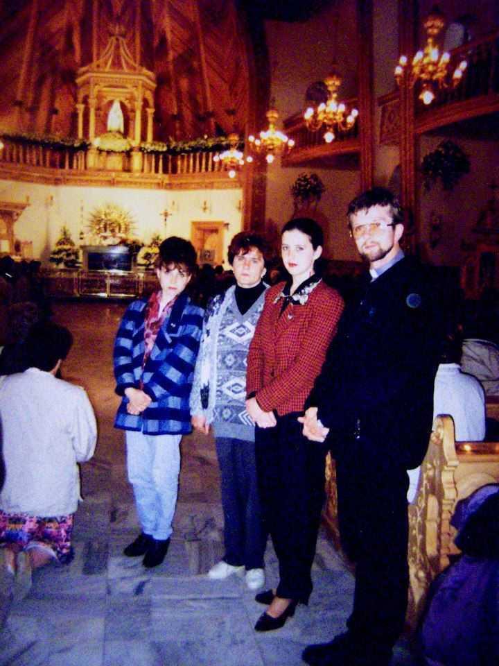 Сегодня, 19 января вспоминаем 19-ую годовщину смерти отца Дариуша Лысаковского и Татьяны Мусохрановой. 29