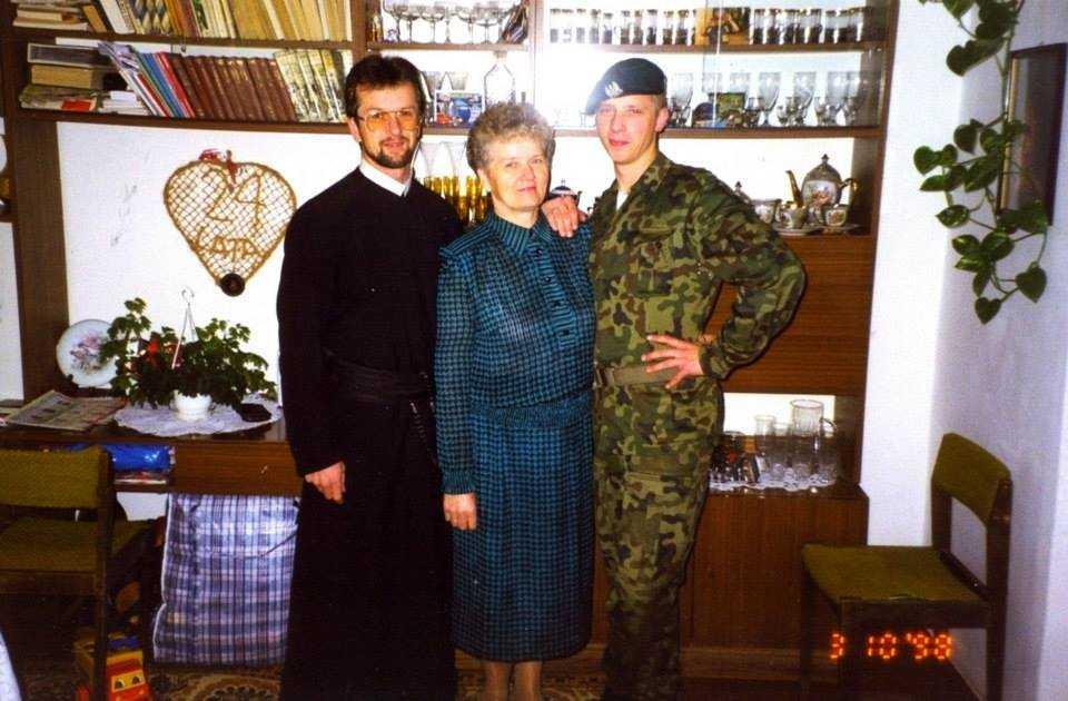 Сегодня, 19 января вспоминаем 19-ую годовщину смерти отца Дариуша Лысаковского и Татьяны Мусохрановой. 34