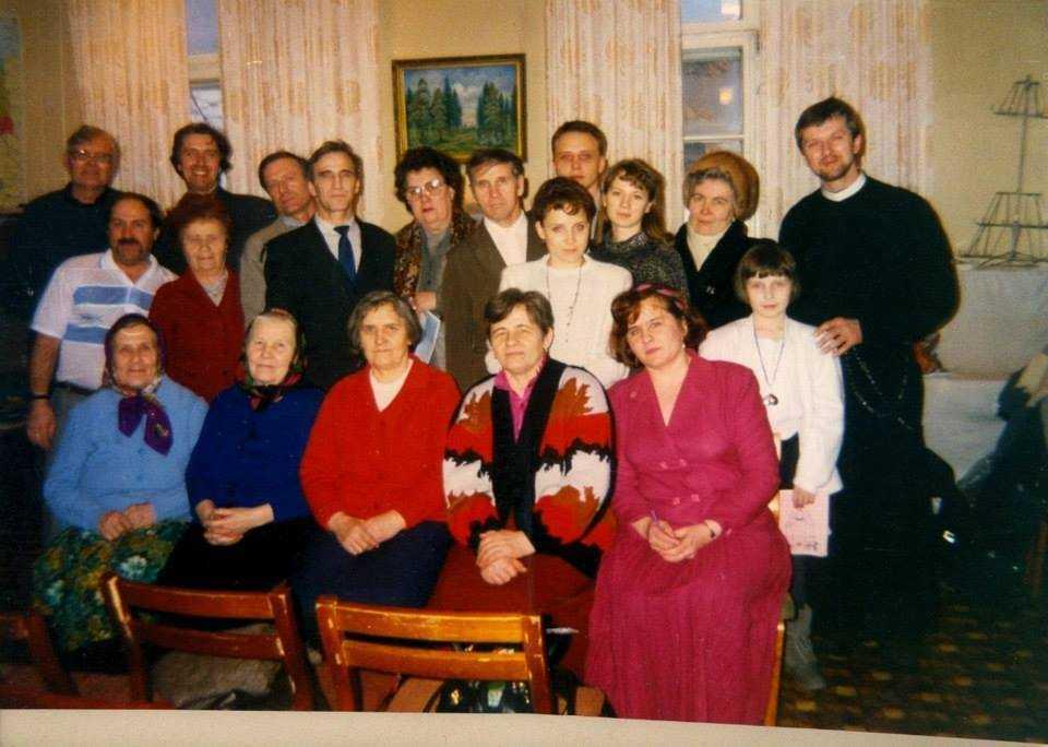 Сегодня, 19 января вспоминаем 19-ую годовщину смерти отца Дариуша Лысаковского и Татьяны Мусохрановой. 35