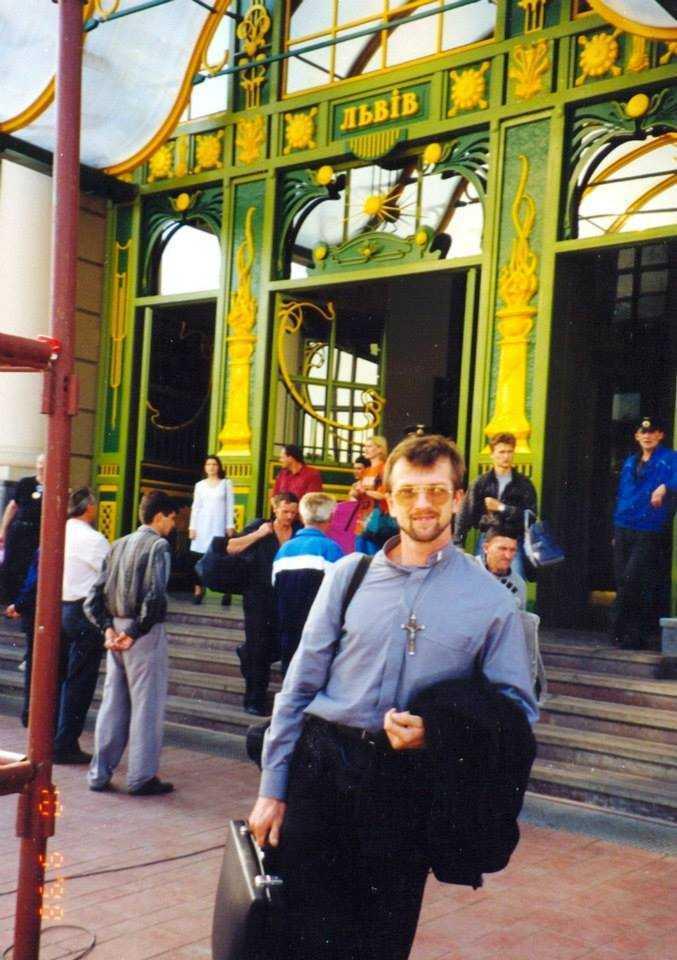 Сегодня, 19 января вспоминаем 19-ую годовщину смерти отца Дариуша Лысаковского и Татьяны Мусохрановой. 45