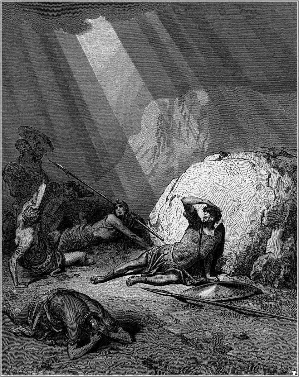 25 января. Обращение святого Апостола Павла. Праздник 3