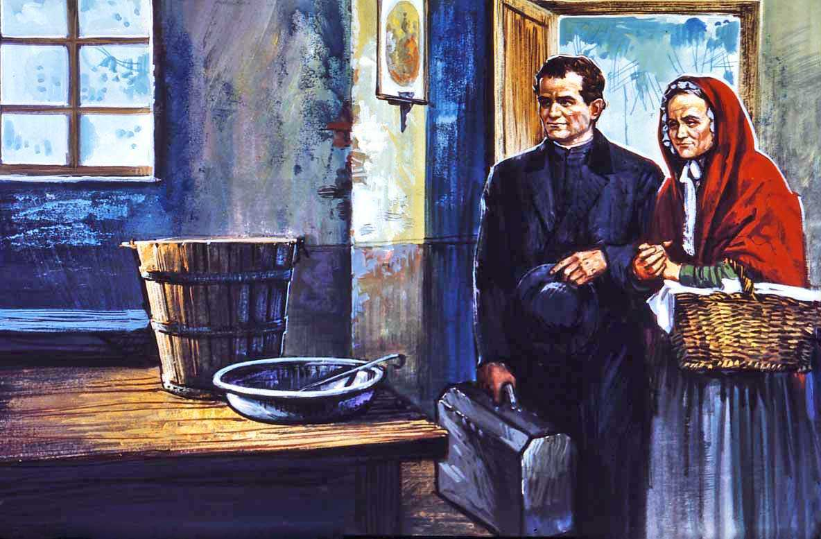 31 ЯНВАРЯ Св. Иоанн Боско, священник Память 4