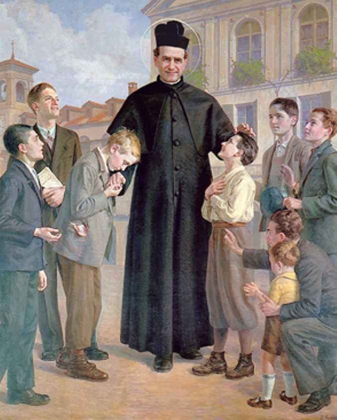 31 ЯНВАРЯ Св. Иоанн Боско, священник Память 3