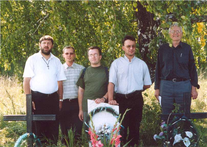 Сегодня, 19 января вспоминаем 19-ую годовщину смерти отца Дариуша Лысаковского и Татьяны Мусохрановой. 56