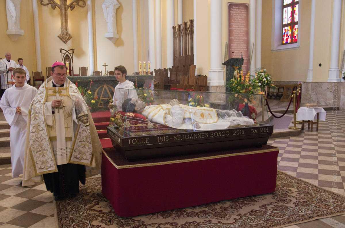 31 ЯНВАРЯ Св. Иоанн Боско, священник Память 7