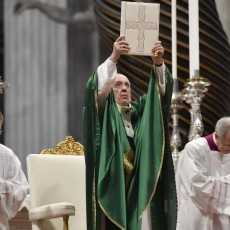 Проповедь Папы Франциска на Мессе Первого Воскресенья Слова Божия. 26 января 2020 г.