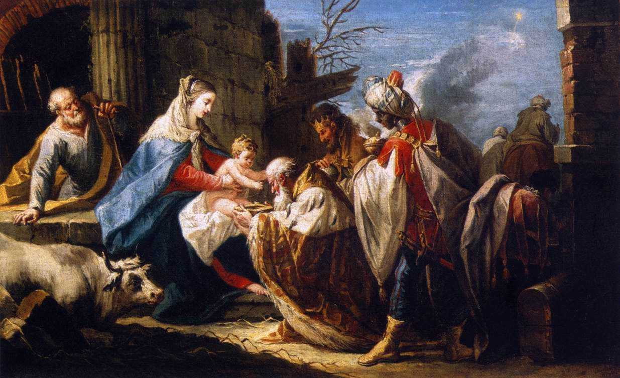 6 января — Торжество Богоявления 1