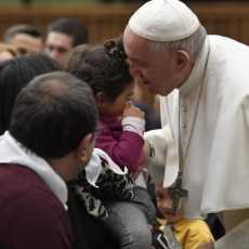 Папа: любить мигрантов, как мы любим Бога