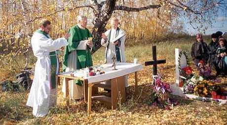 Сегодня, 19 января вспоминаем 19-ую годовщину смерти отца Дариуша Лысаковского и Татьяны Мусохрановой. 49
