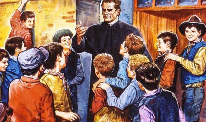 31 ЯНВАРЯ Св. Иоанн Боско, священник Память 8